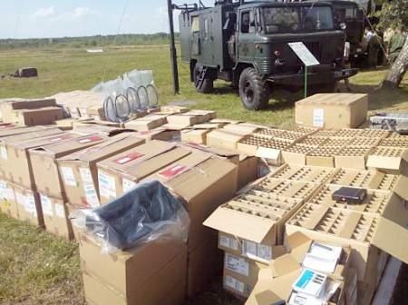 Новое вооружение Национальной гвардии Украины