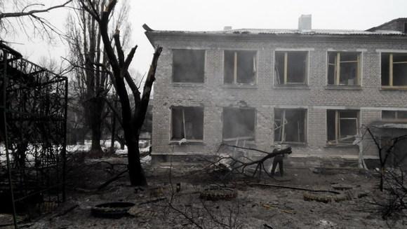 Киевские силовики за минувшие сутки нанесли 23 удара по населенным пунктам ЛНР