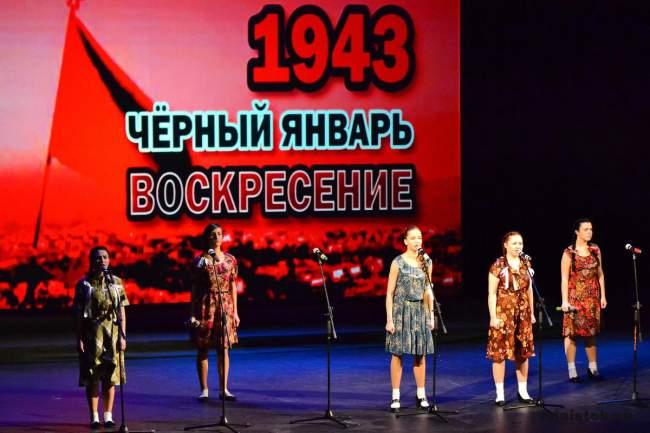 Луганские студенты покорили сердца москвичей