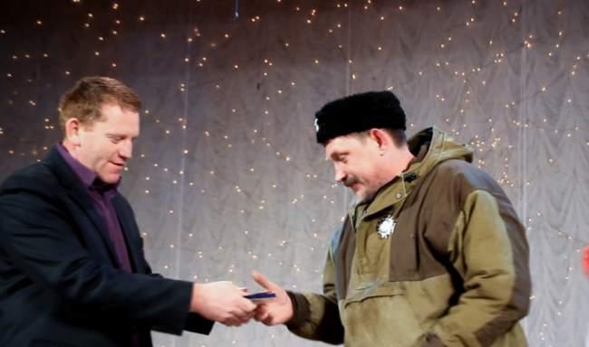 Командиры, отличившиеся при ликвидации Дебальцевского «котла», награждены орденами