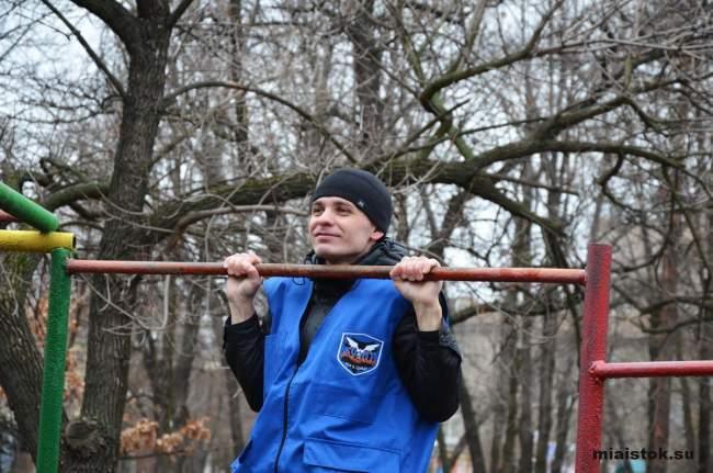 В Луганске весну встречают спортом
