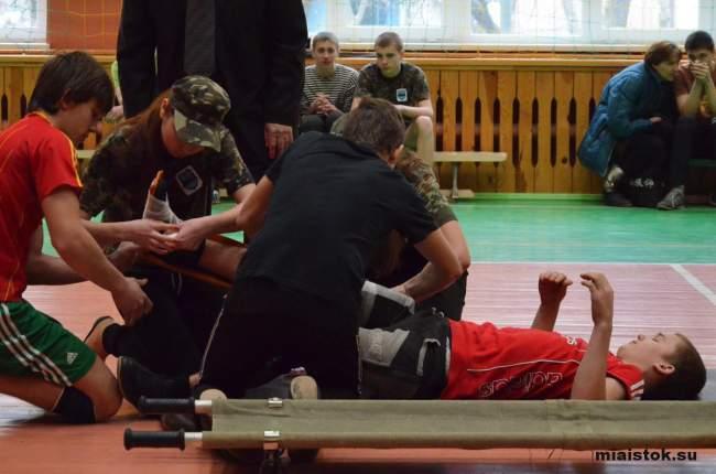 В Луганске прошел финал игры «Готов к защите Родины»
