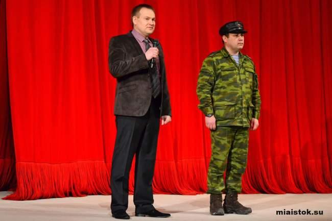 Актёры русского драматического театра порадовали луганчан спектаклем