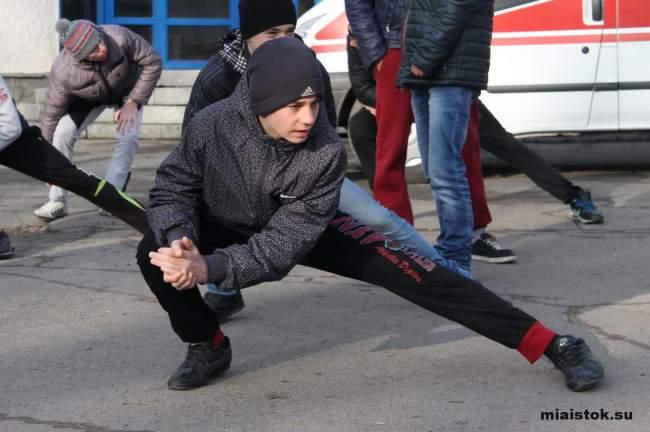 Молодёжь Антрацита начала проводить спортивные выходные