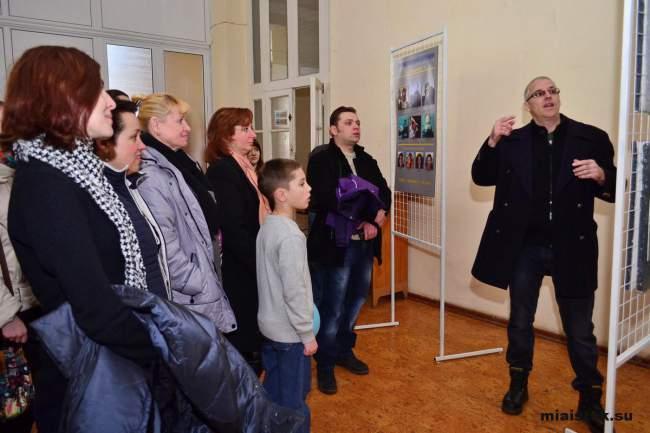 Выставка дайверов открылась в Луганске