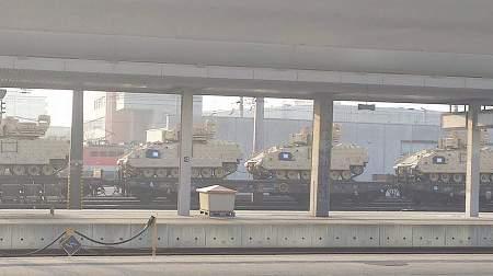 В Австрии были замечены американские танки: «Их везут в Украину» 13:07 Греция на следующей неделе ожидает очередной кредит от ЕС