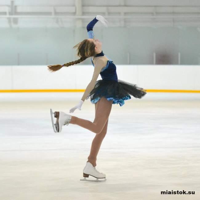Спортивный праздник на льду – «Олимпийцы среди нас»