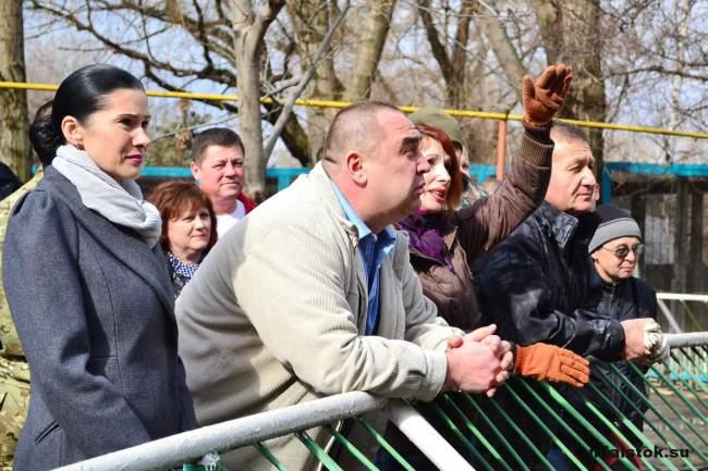 Зоопарк Луганска получил 100 тысяч гривен на ремонт