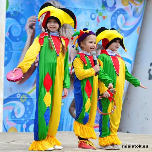 Маленькие луганчане отметили День птиц