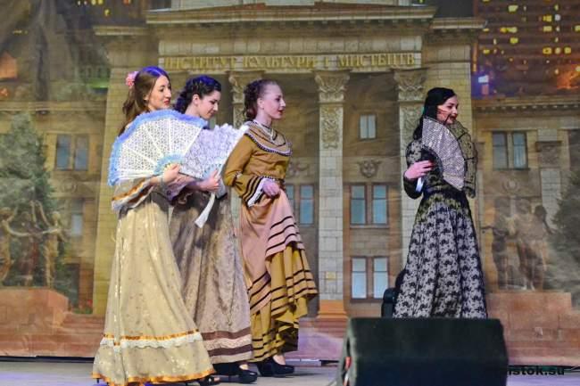 «Луганщина – ты жизнь, ты вера, ты любовь»: гала-концерт творческого конкурса-проекта