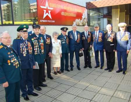 В Параде Победы в Москве принял участие луганчанин Петр Гнилошкуров