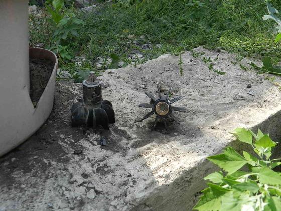 Киевские силовики обстреляли поселок Пришиб, ранены трое бойцов Народной милиции (ФОТО)