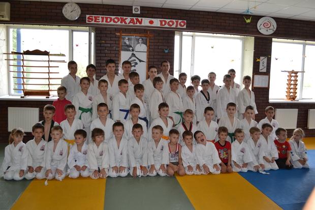 Луганские спортсмены заняли 13 первых мест на соревнованиях по айкидо (ФОТО)