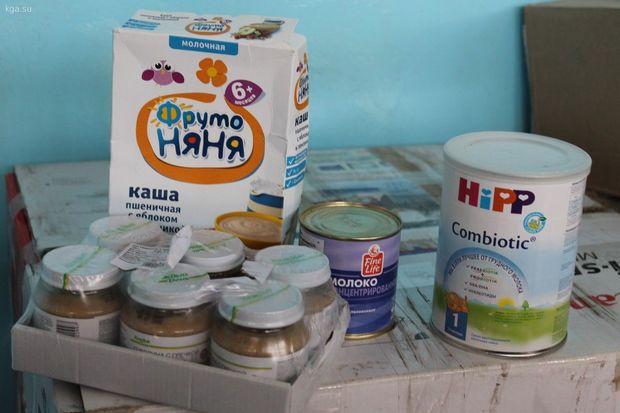 Казаки Екатеринбурга доставили гуманитарный груз в Кировск (ФОТО)