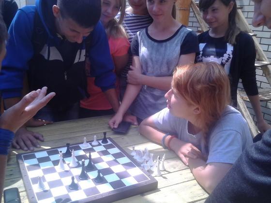 Первый этап Республиканского любительского турнира по шахматам и шашкам прошел в ЛНР (ФОТО)