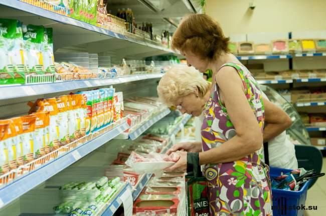 Баранину в супермаркете «Народный» раскупили за один день