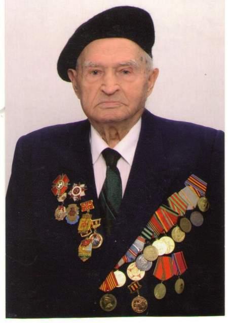 Освободитель города Луганска отметил свой 100-летний юбилей