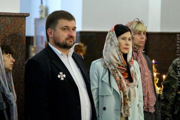 Фестиваль православной хоровой музыки «Владимирские купола 2015» прошел в Луганске (ФОТО)