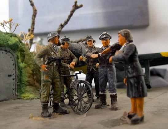 Музей, посвященный славе русского оружия, открылся в столичной школе №6 (ФОТО)