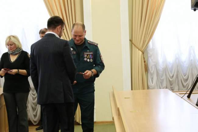 День Уголовного розыска в Луганской Народной Республике (фото и видео)