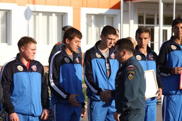 Студенты ЛНР завоевали «бронзу» на играх МЧС в Ростовской области (ФОТО)