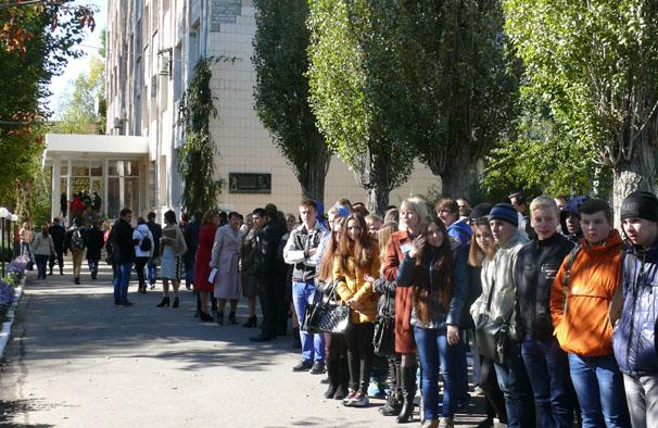 Вечно молодой! В Луганске прошли торжества, приуроченные к 135-летию со дня основания Луганского колледжа строительства, экономики и права