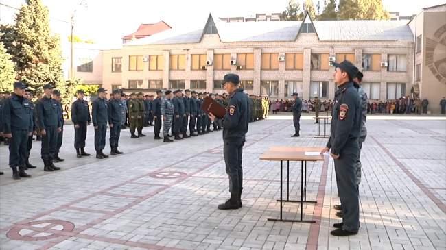 Пополнение в рядах луганской полиции (фото)