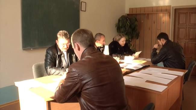Луганская академия внутренних дел Республики – первые экзамены (фото)