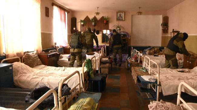 Брянковсая Исправительная Колония - первая проверка после войны (фоторепортаж)