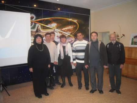 В Луганске состоялся «День Белых Журавлей»