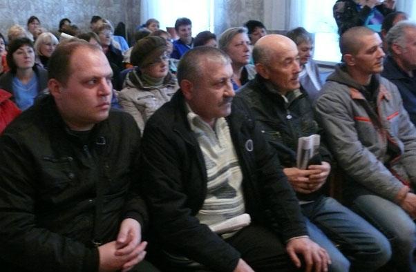 Председатель Республиканского комитета профсоюза работников здравоохранения посетила Кировскую больницу