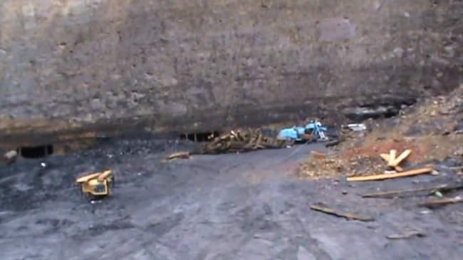 «Копанка» в Перевальском районе (фото)