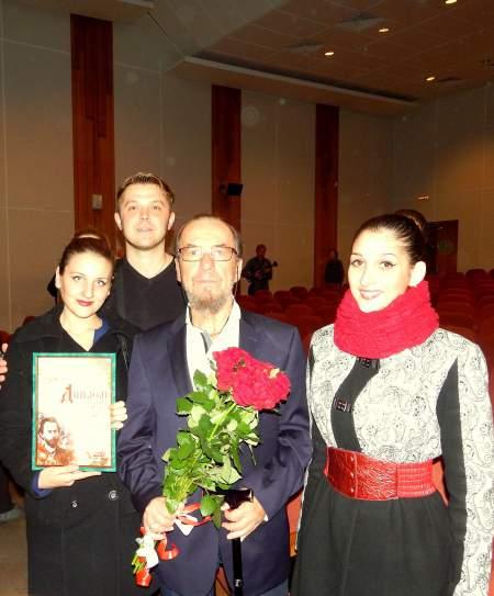 На фестивале в Краснодаре «Луганские узоры» стали лучшими