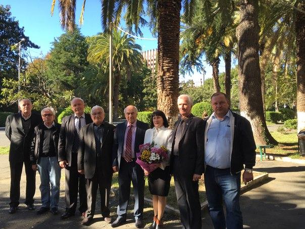 Соглашение о сотрудничестве подписали Федерация профсоюзов Луганской Народной Республики и Республики Абхазия.