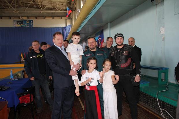 Первые международные соревнования по дзюдо состоялись в Луганске (ФОТО)