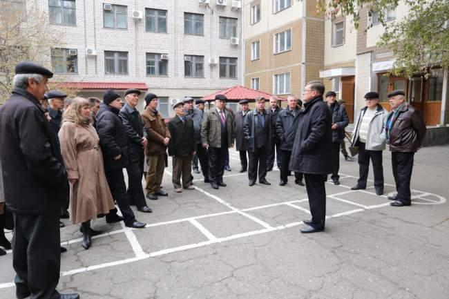 День полиции в ЛАВД им.Э.А.Дидоренко