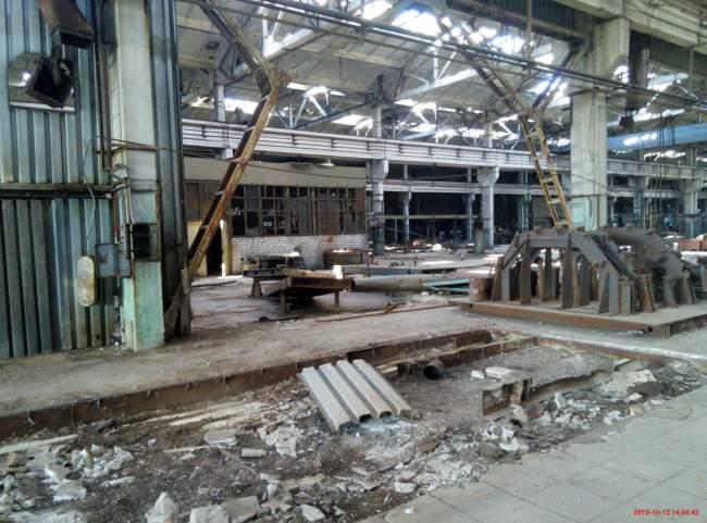В Луганске выявлен факт незаконного вывоза имущества (фото)
