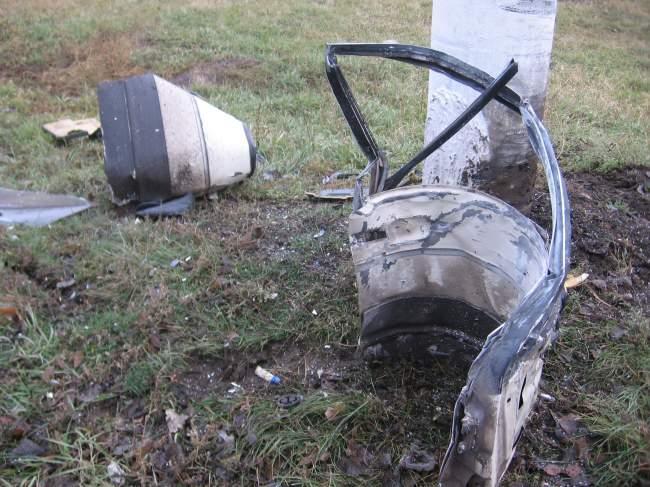 ДТП со смертельным исходом в Стаханове (фото)