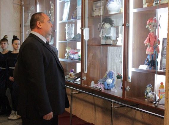 Глава ЛНР посетил «Праздник Дружбы» для детей c особыми потребностями (ФОТО)