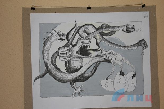 Минкультуры ЛНР наградило талантливых юных художников и скульпторов Республики (ФОТО)