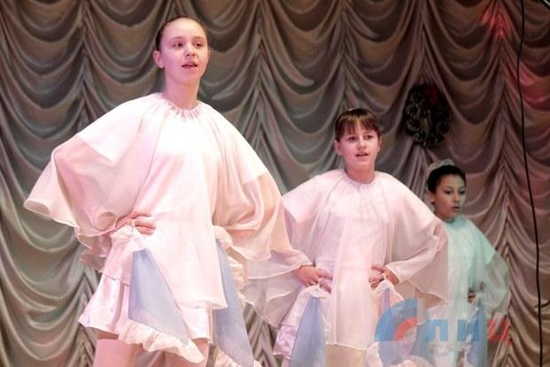 Воспитанники интернатов приняли участие в конкурсе «Ангелы надежды» (ФОТО)