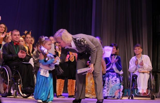 Около 60 танцоров приняли участие в инклюзивном конкурсе «Золотой Кубок» (ФОТО)