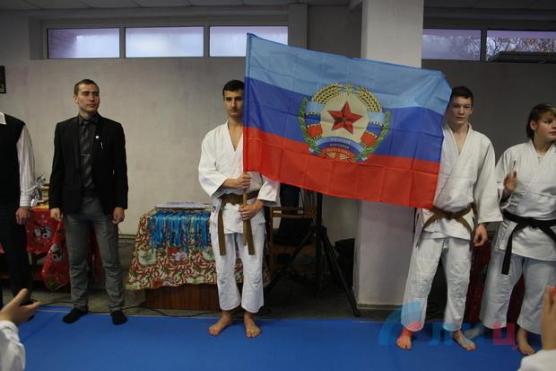 Около 100 спортсменов приняли участие в чемпионате ЛНР по айкидо в Луганске (ФОТО)