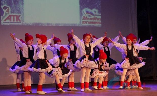 Республиканский фестиваль хореографического искусства WINTERDANCE — 2015 прошел в Луганске (ФОТО)
