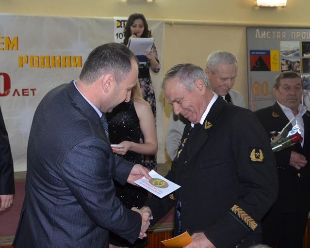 Шахте имени Космонавтов– 60 лет