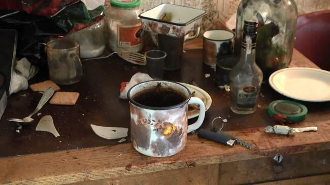 Пьяная драка закончилась поножовщиной (фото)