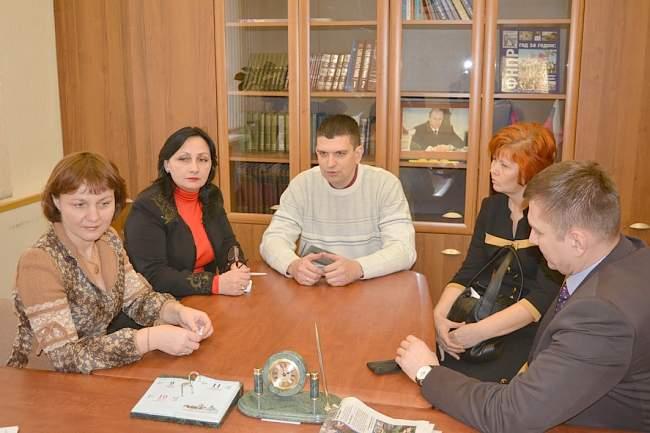 Делегация Республиканского комитета Профсоюза работников образования посетила город Краснодар