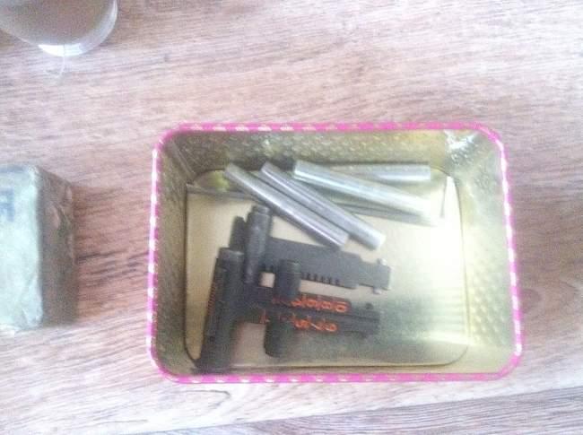 Сотрудниками межрегионального следственного отдела обнаружено и изъято большое количество оружия и боеприпасов
