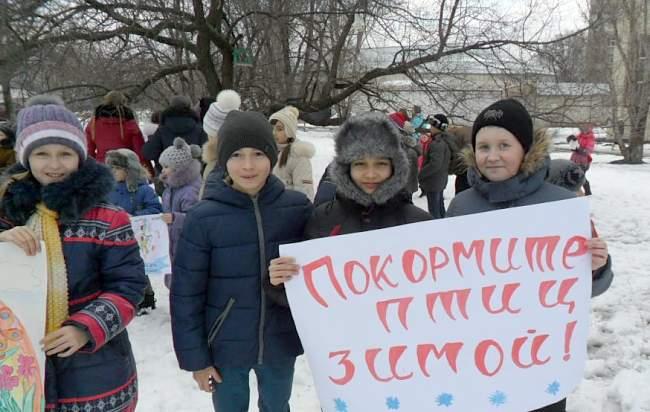 Работники Министерства природных ресурсов и экологической безопасности провели открытое занятие для школьников (фото)