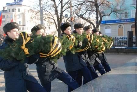Мероприятия к 73-й годовщине освобождения Луганска пройдут с 12 по 20 февраля